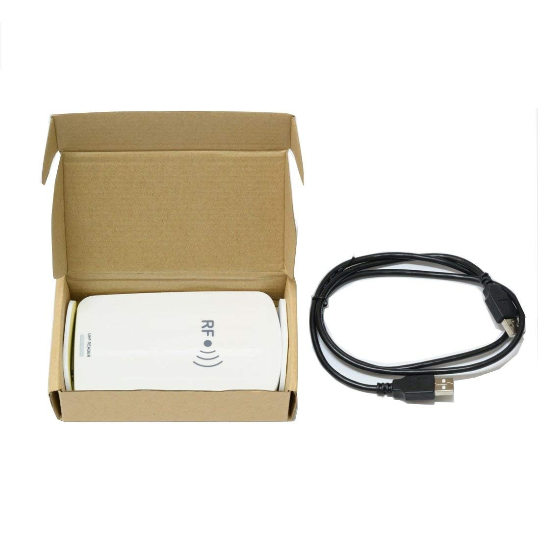 Yanzeo SR3308 860-960Mhz UHF RFID Reader Writer USB Desktop RFID Reader  with Keyboard Emulation Output Free SDK and UHF RFID TAG