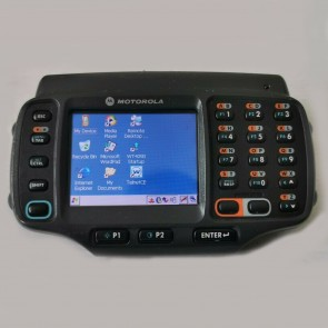 WT4090-N2S1GER Symbol Motorola WT4090 Ring Scanner Wireless Wearable PDA Wrist Mount Barcode Scanner