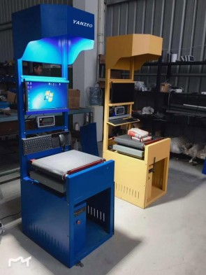 YANZEO S9000 Code Scanning Machine Logistics Express Volume Weight Rapid Measuring Instrument