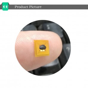 5*5mm Bluetooth NFC Tag Micro FPC Ntag213 Programmable Anti-metal Electronic RFID Tag Sticker With 8-12mm Reading Range