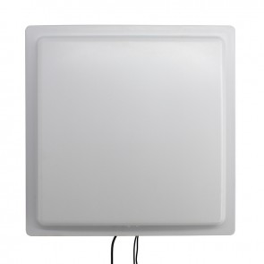 R787 UHF RFID Reader 25m Long Range Outdoor IP67 12dbi Antenna USB RS232/RS485/Wiegand Output UHF Integrated Reader